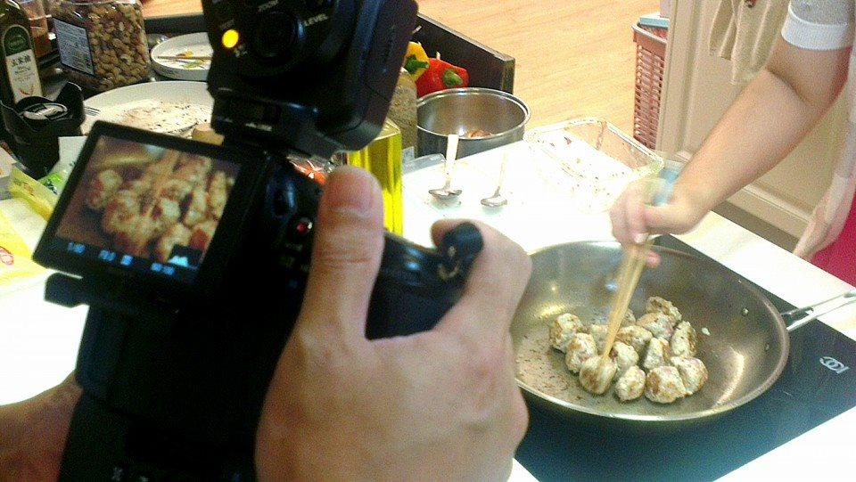 烹飪教學區